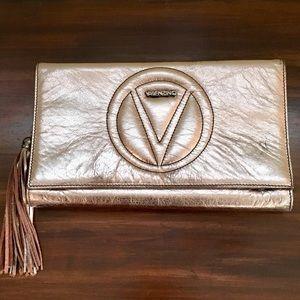 Valentino Lena Clutch Metallic